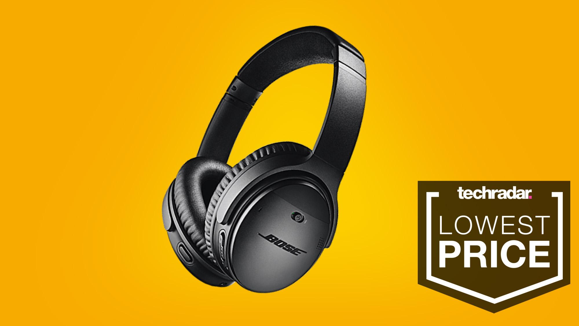 Bose's QuietComfort 35 II headphones hit lowest price ever at Amazon
