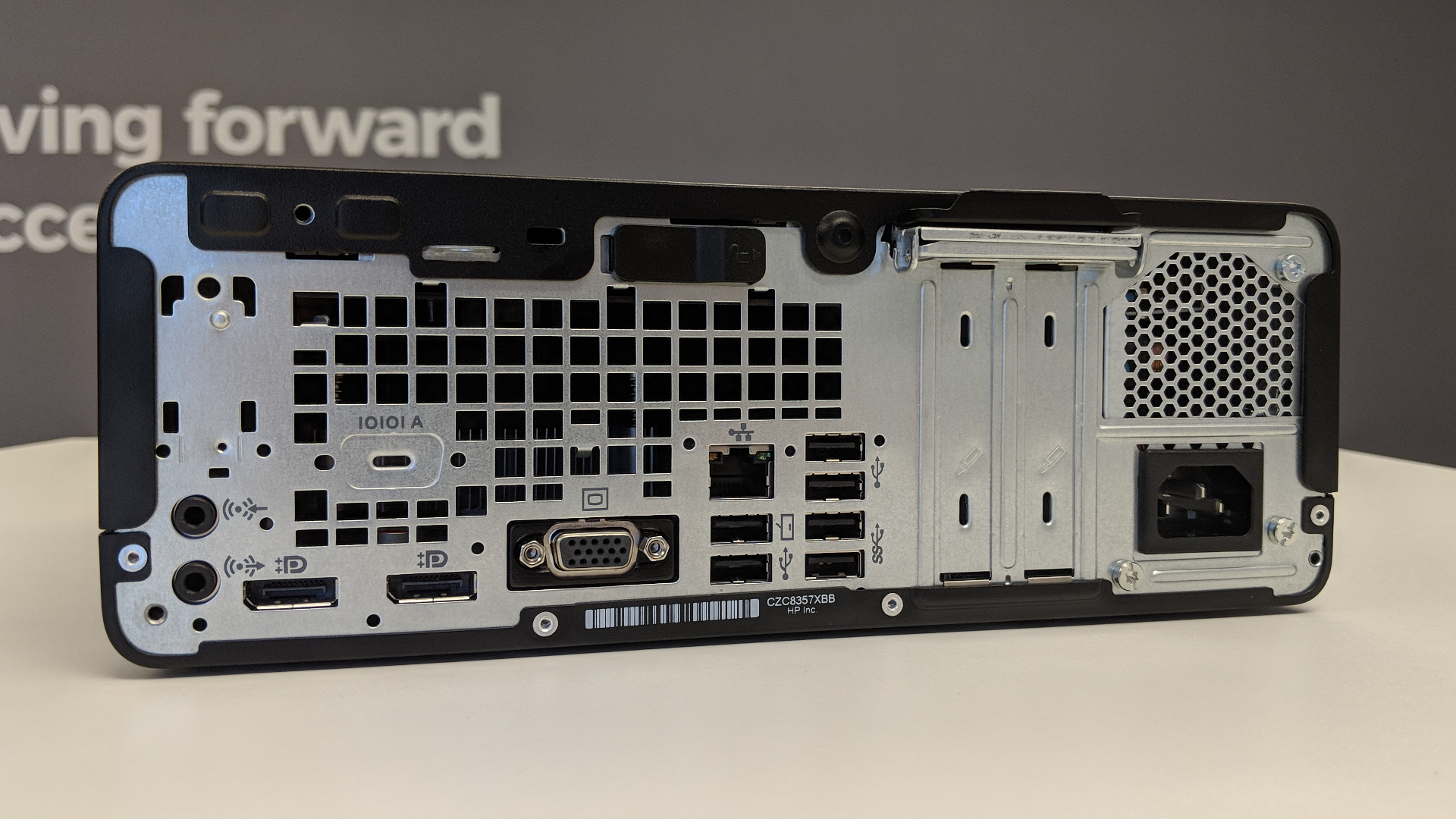 HP EliteDesk 705 G4 SFF PC
