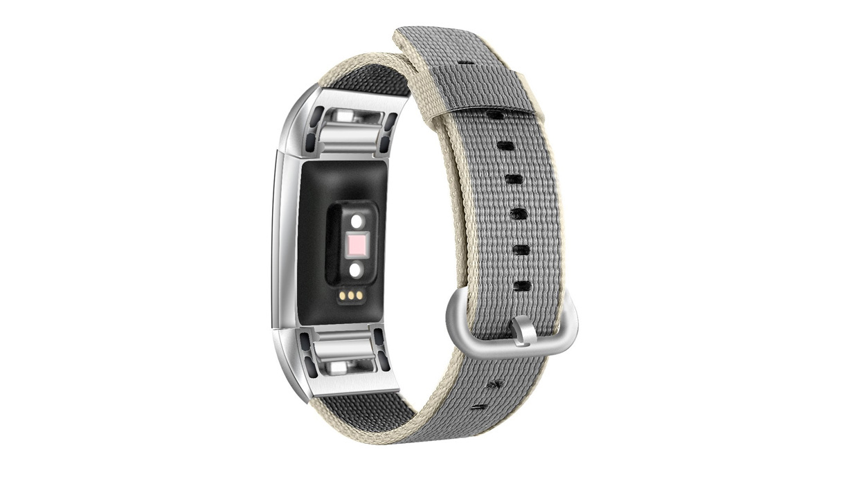 Fitbit Charge 2 nylon band by Oenbopo