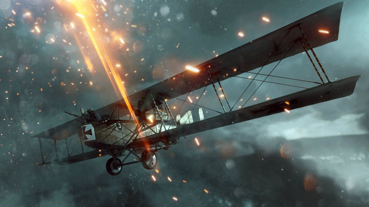 Battlefield 1's Apocalypse DLC out next month, adds five maps and aerial combat mode