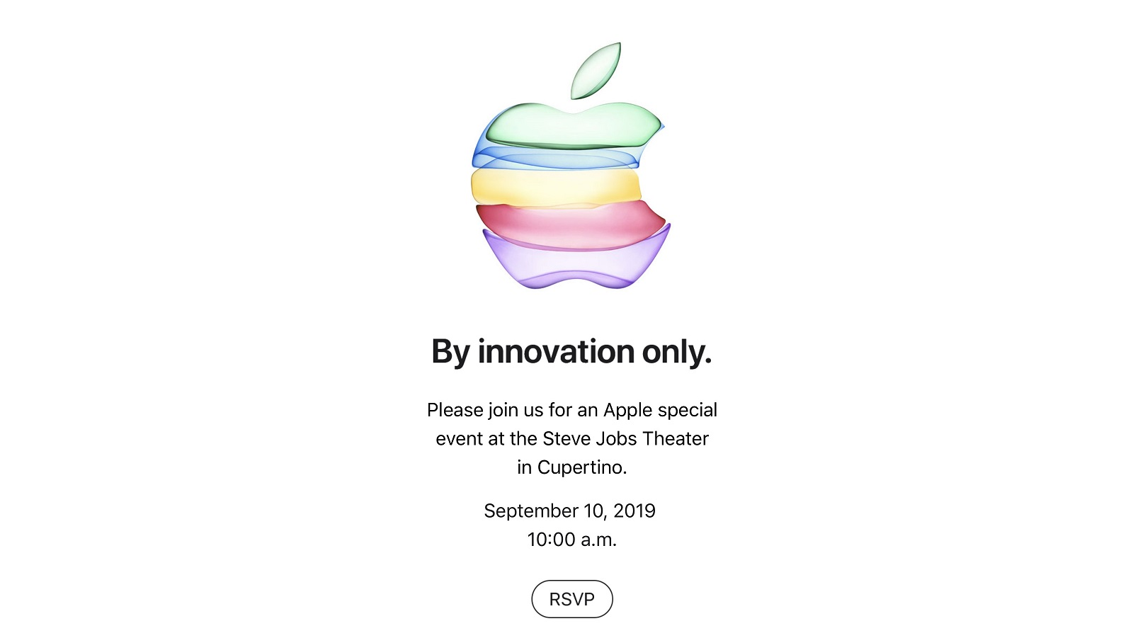 iPhone 11 launch date set for September 10