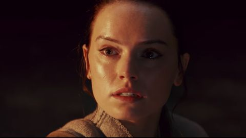 Star Wars 8: Rian Johnson Says Rey's Parentage 'Still Open'