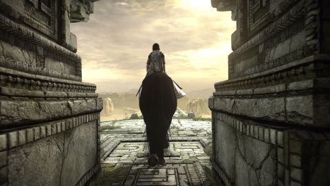The Shadow Of The Colossus PS4 Remake Looks Fantastic
