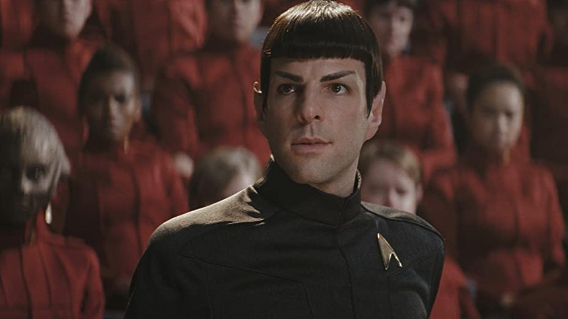 Star Trek movies in chronological order
