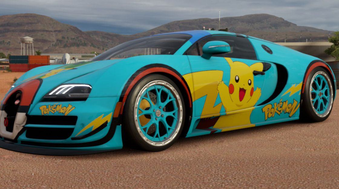 Forza Horizon 3 Car List All The Vehicles In The Base