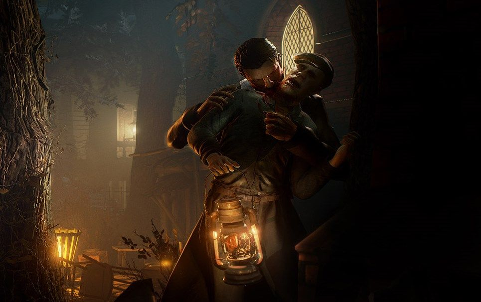 Vampyr, the RPG about turn-of-the-century vampires, has been delayed to 2018