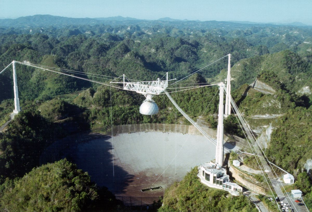 Losing Arecibo Observatory would create a hole that can't be filled, scientists say