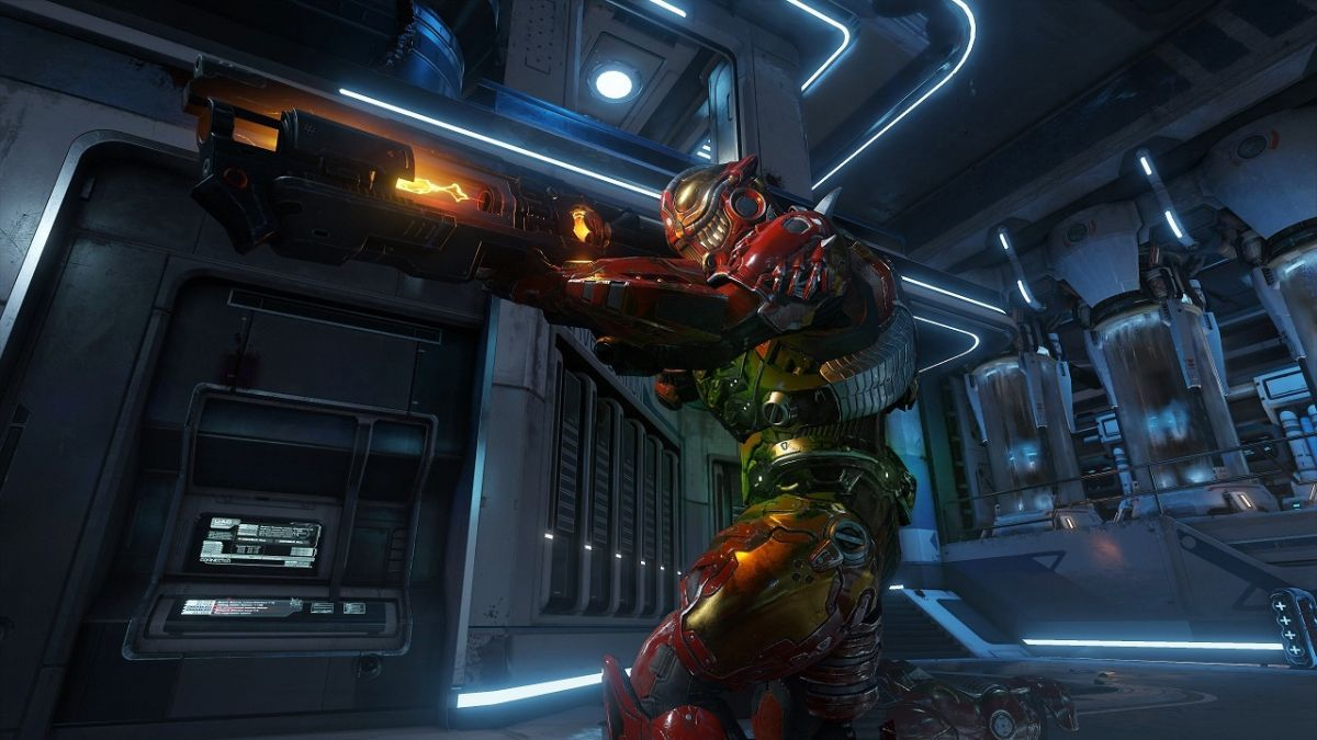 Doom gets deathmatch, private matches, and bug fixes in latest update | PC Gamer