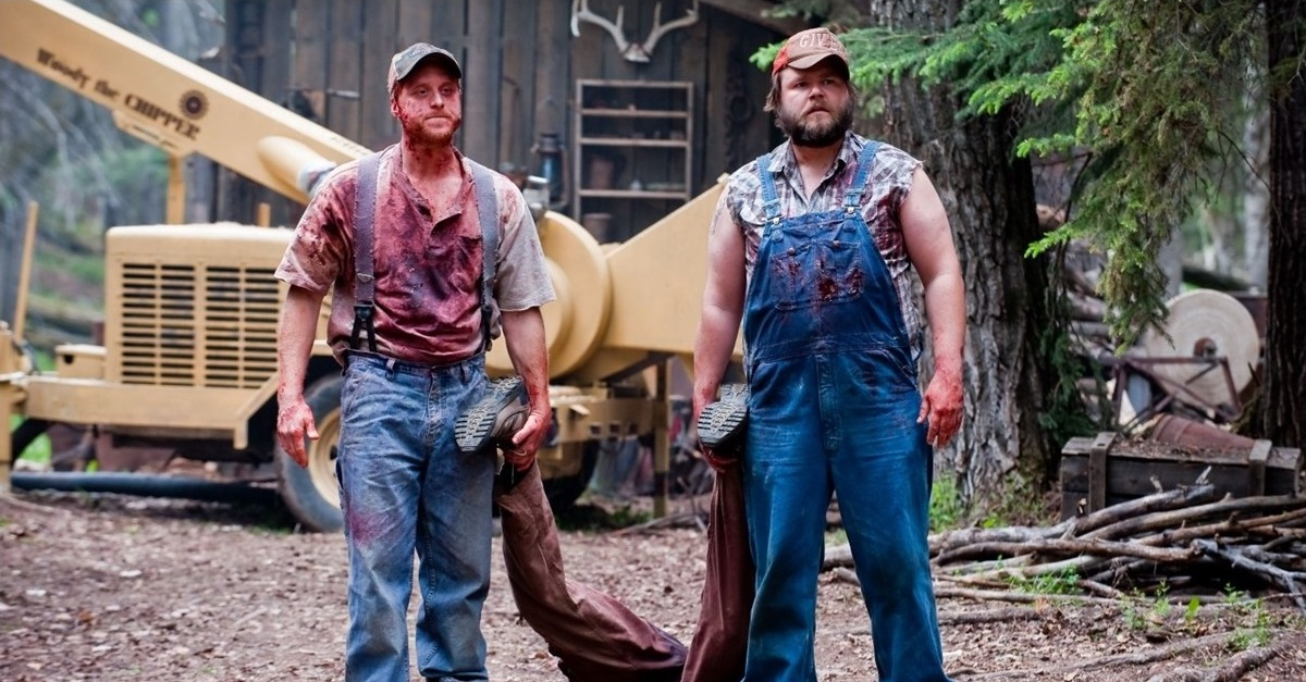 Tucker and Dale - best horror movies