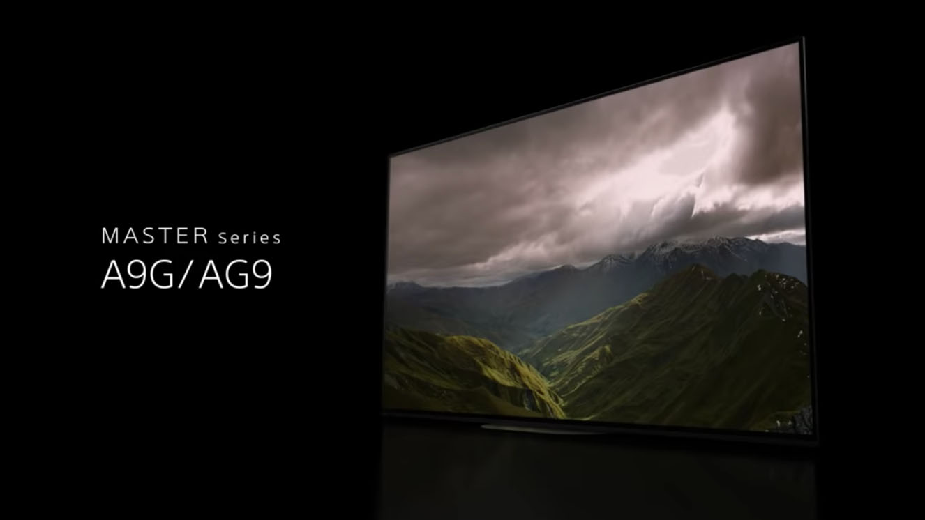 Sony Master Series A9G OLED (2019)