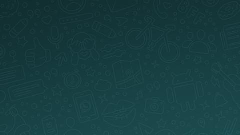 WhatsApp dark mode wallpaper