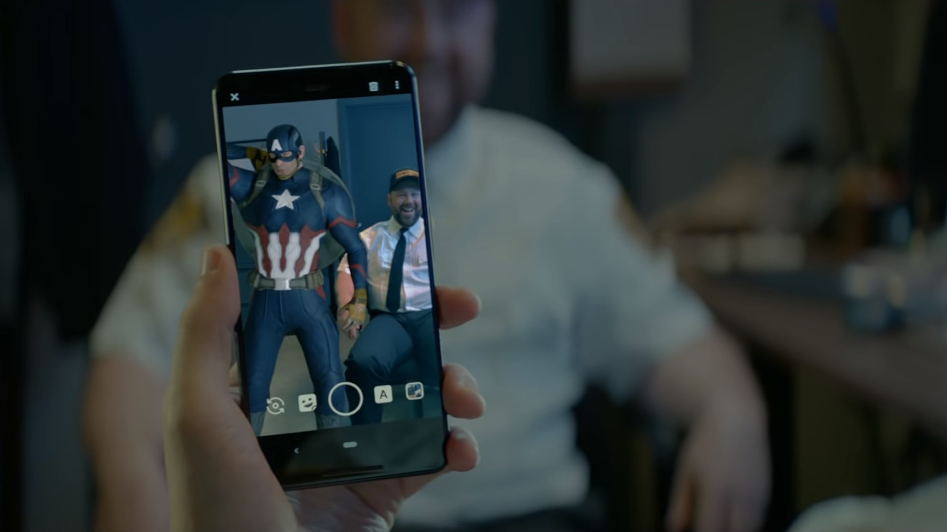 Google partners with Marvel Studios for exclusive Avengers Endgame Playmoji on Pixel 3