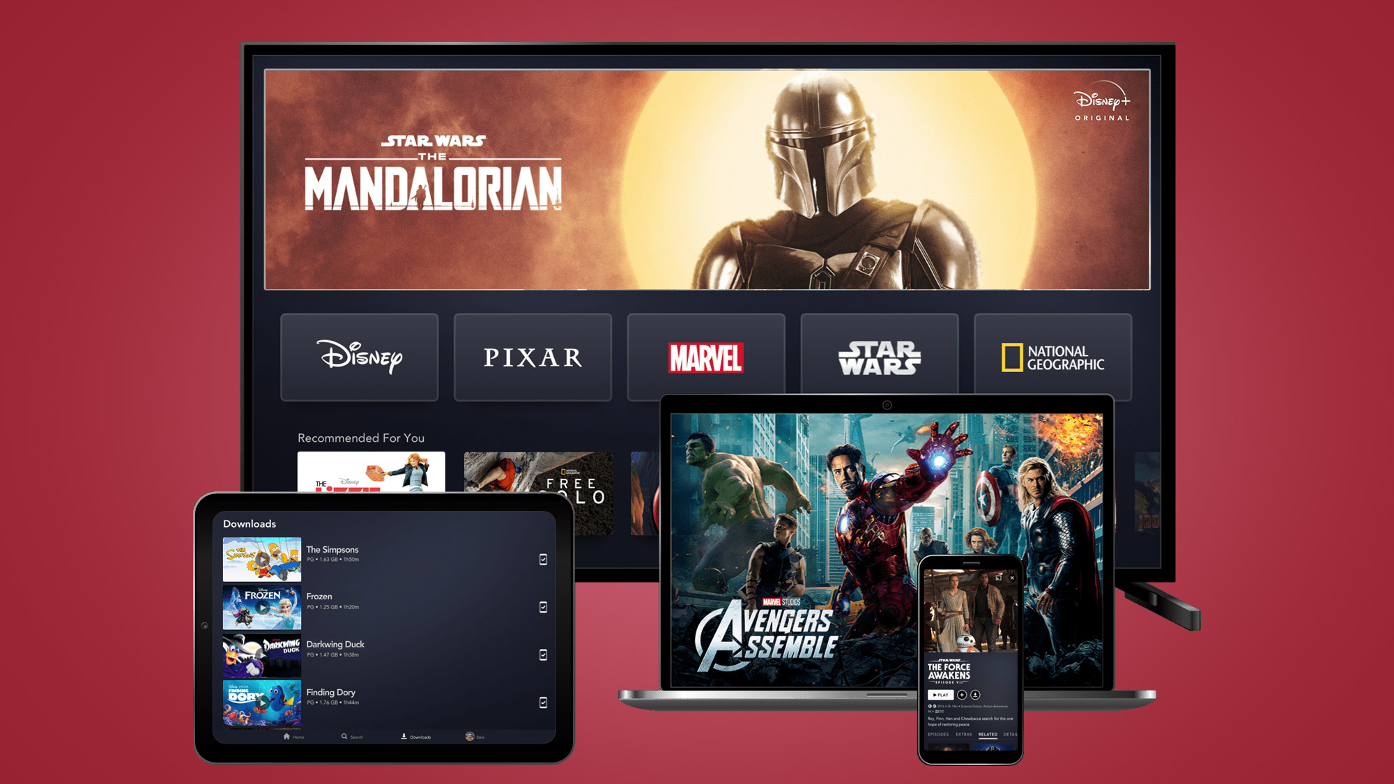 Disney Plus UK how to sign up movies app links Sky Q and more explained