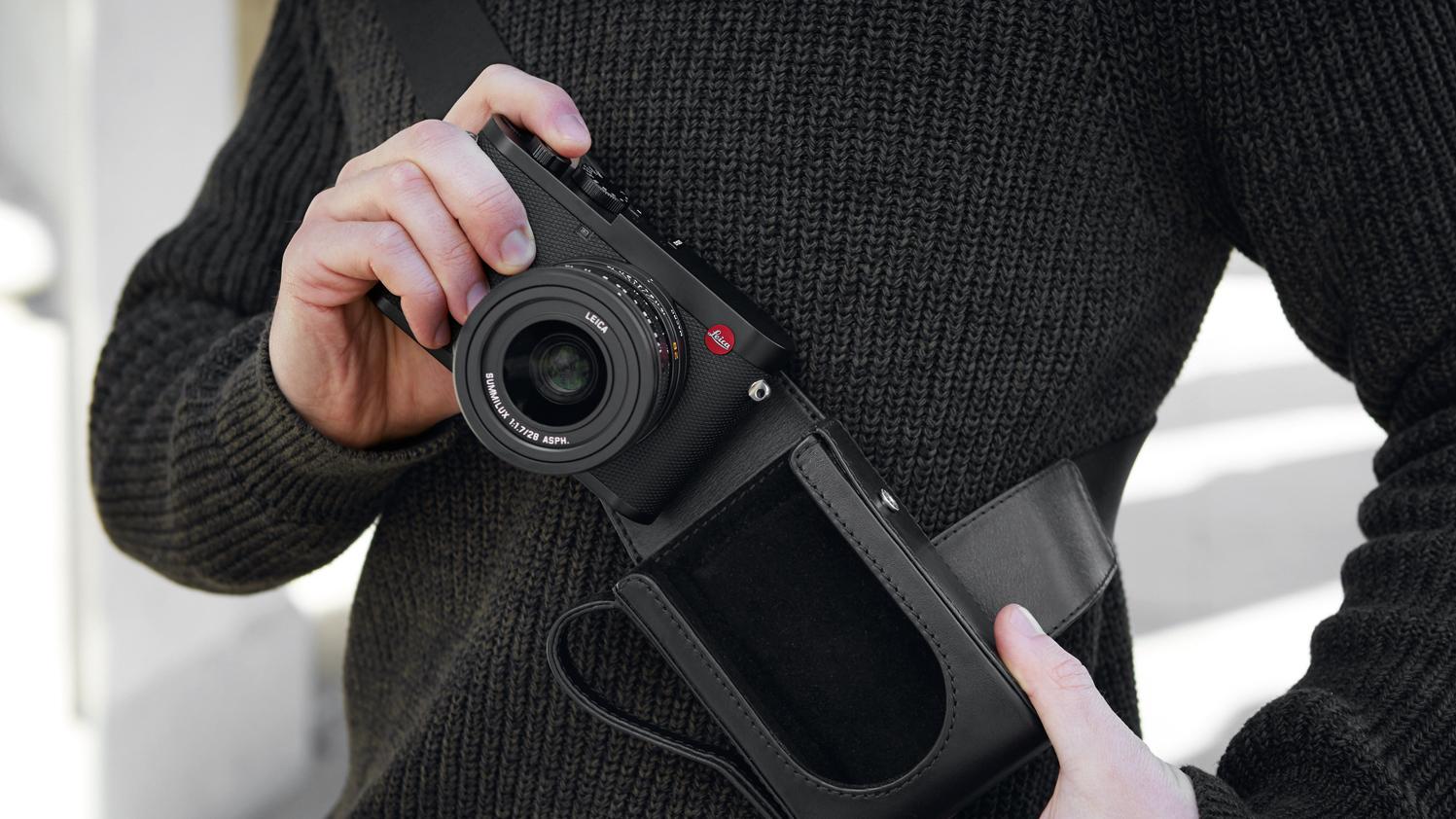 Best premium compact camera: Leica Q2