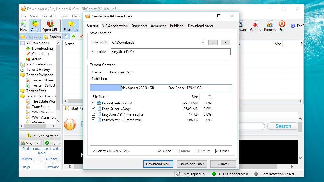 Bitcomet turbo accelerator 3 3 0
