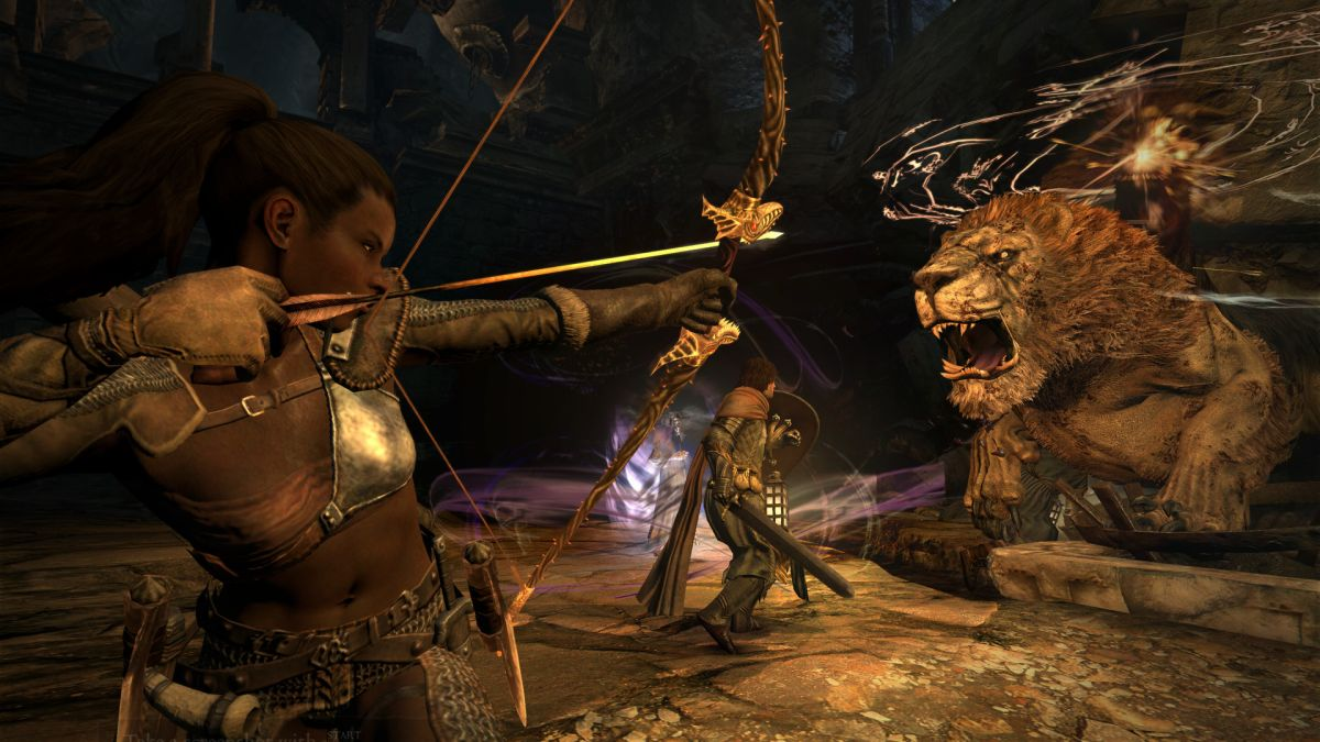 Dragon's Dogma: Dark Arisen is very cheap on Steam right now