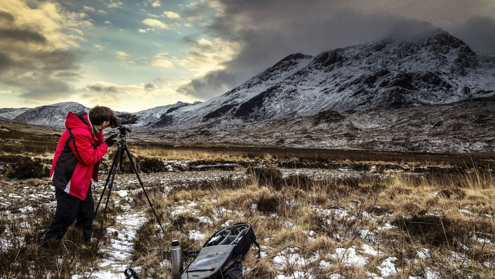 How to take dramatic landscape photos