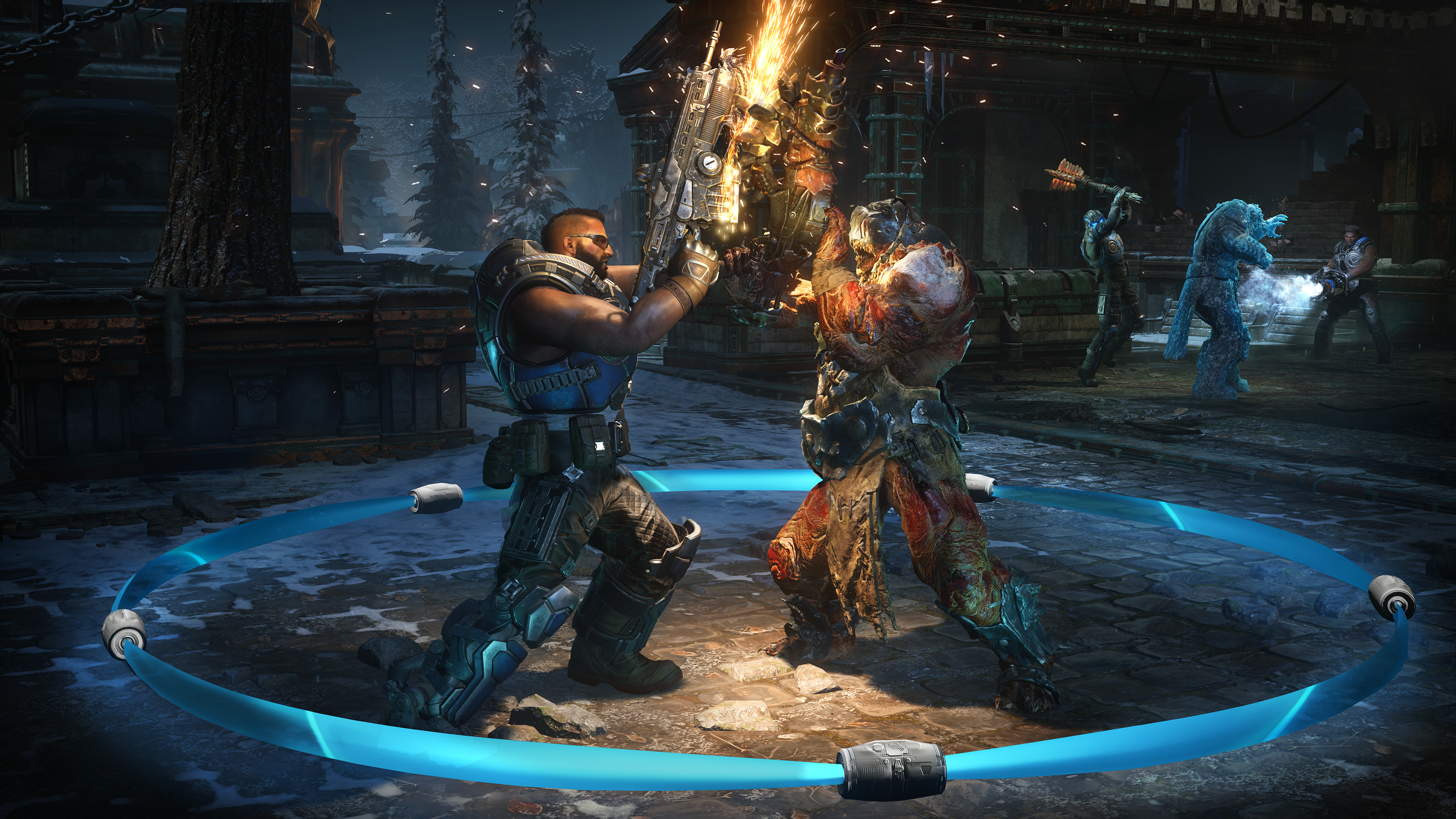 vqnRhNgrSPD6drgM45fk8B - Gears 5 is the 'largest Gears to date', according to The Coalition