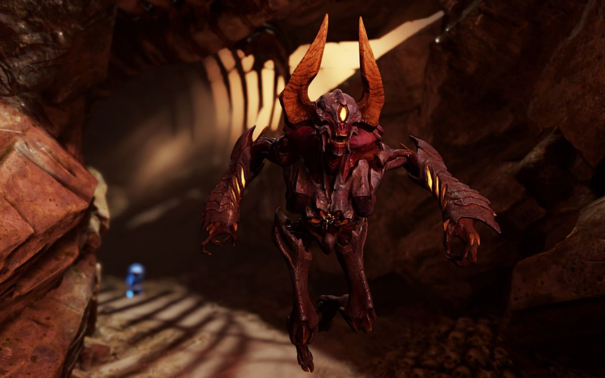 New Doom trailer reveals the next free update and Unto the Evil DLC | PC Gamer
