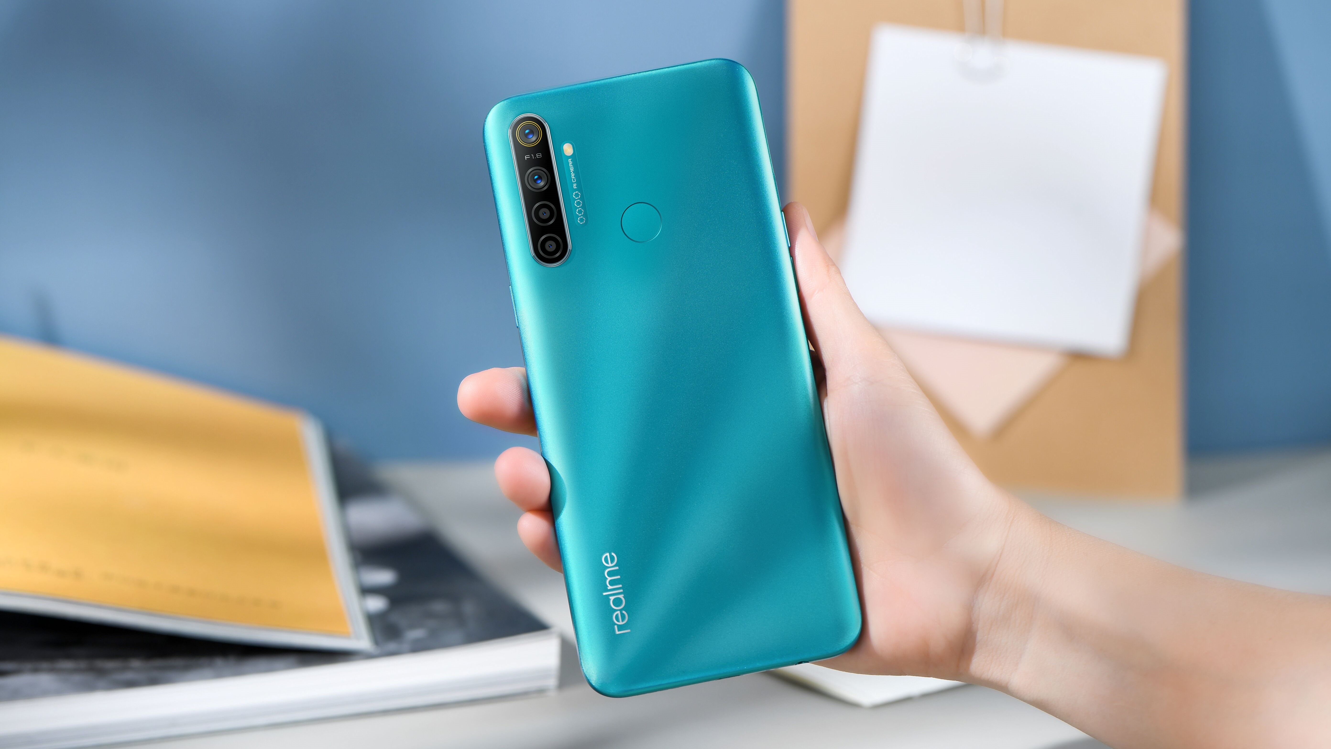 Realme 5i launched in India, Realme 5 discontinued