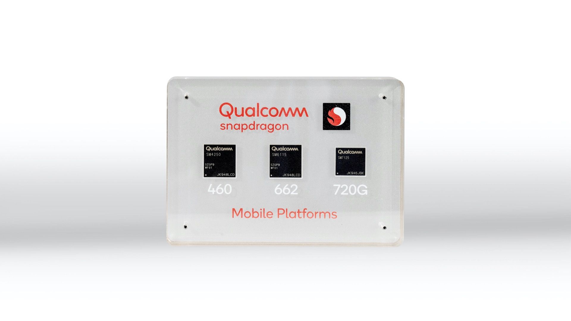 Qualcomm announces Snapdragon 720G, 662 and 460 with WiFi 6 and NavIC navigation system support