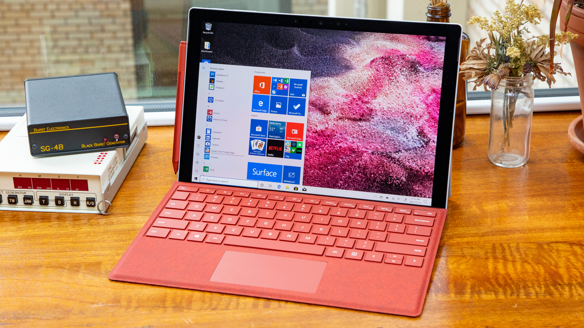 Best tablets with keyboards: Surface Pro 7