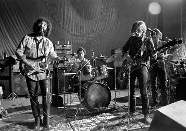 The Grateful Dead's 50 Best Live Performances