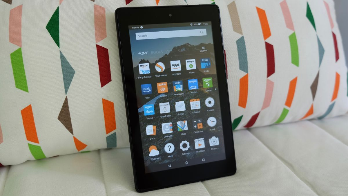 Amazon Fire 7 (2017) review