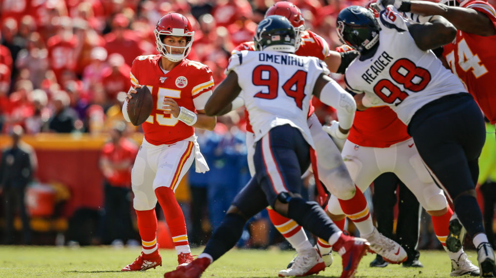 Texans vs Chiefs live stream: how to watch NFL Divisional Round playoffs football from anywhere