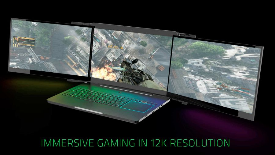 Razer S Planning An Awesome 12k Gaming Laptop With 3