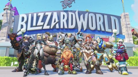 Overwatch's new map Blizzard World opens next week