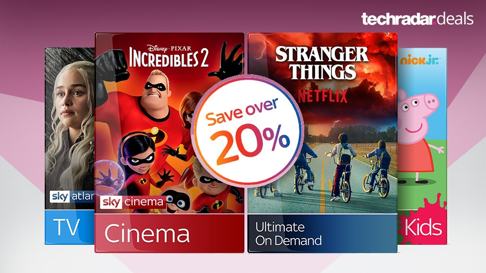 Sky TV deal ends tonight: save £234 on top channels, Cinema, Netflix, Box Sets and more