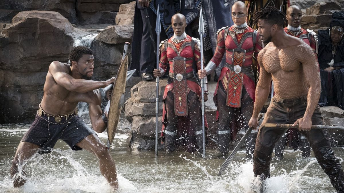Movies to watch this week at the cinema: Black Panther, The Shape ...