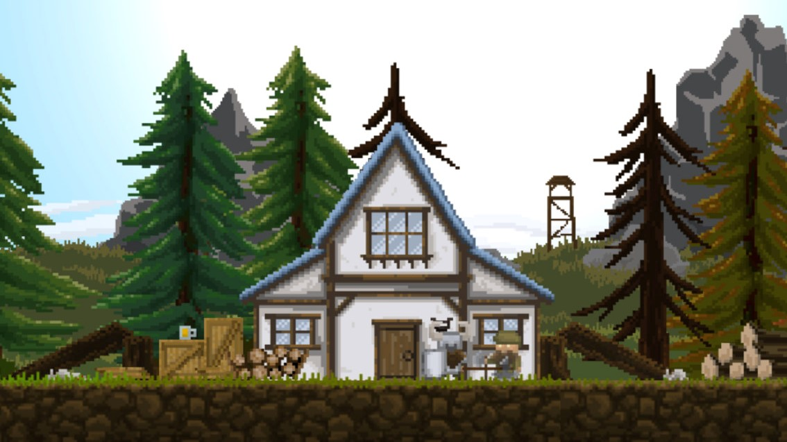 Dwarf explorer RPG Regions of Ruin is free for a limited time