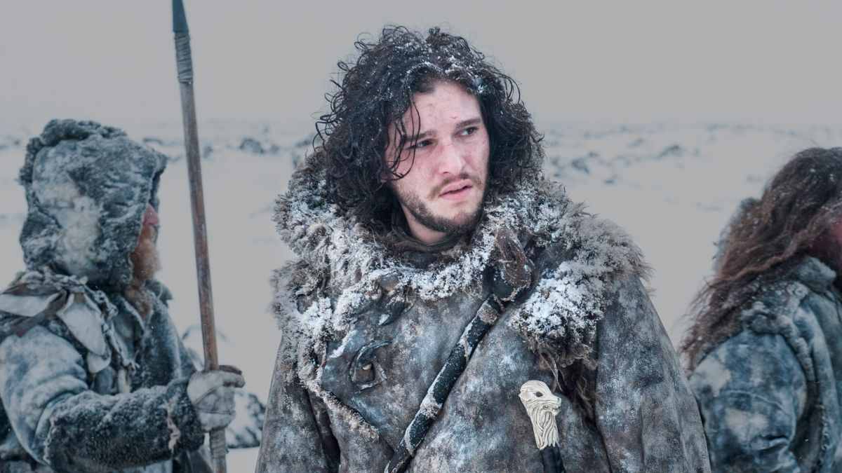 Game of Thrones' Kit Harington isn't too keen on the theory that Jon Snow is a prophesied prince