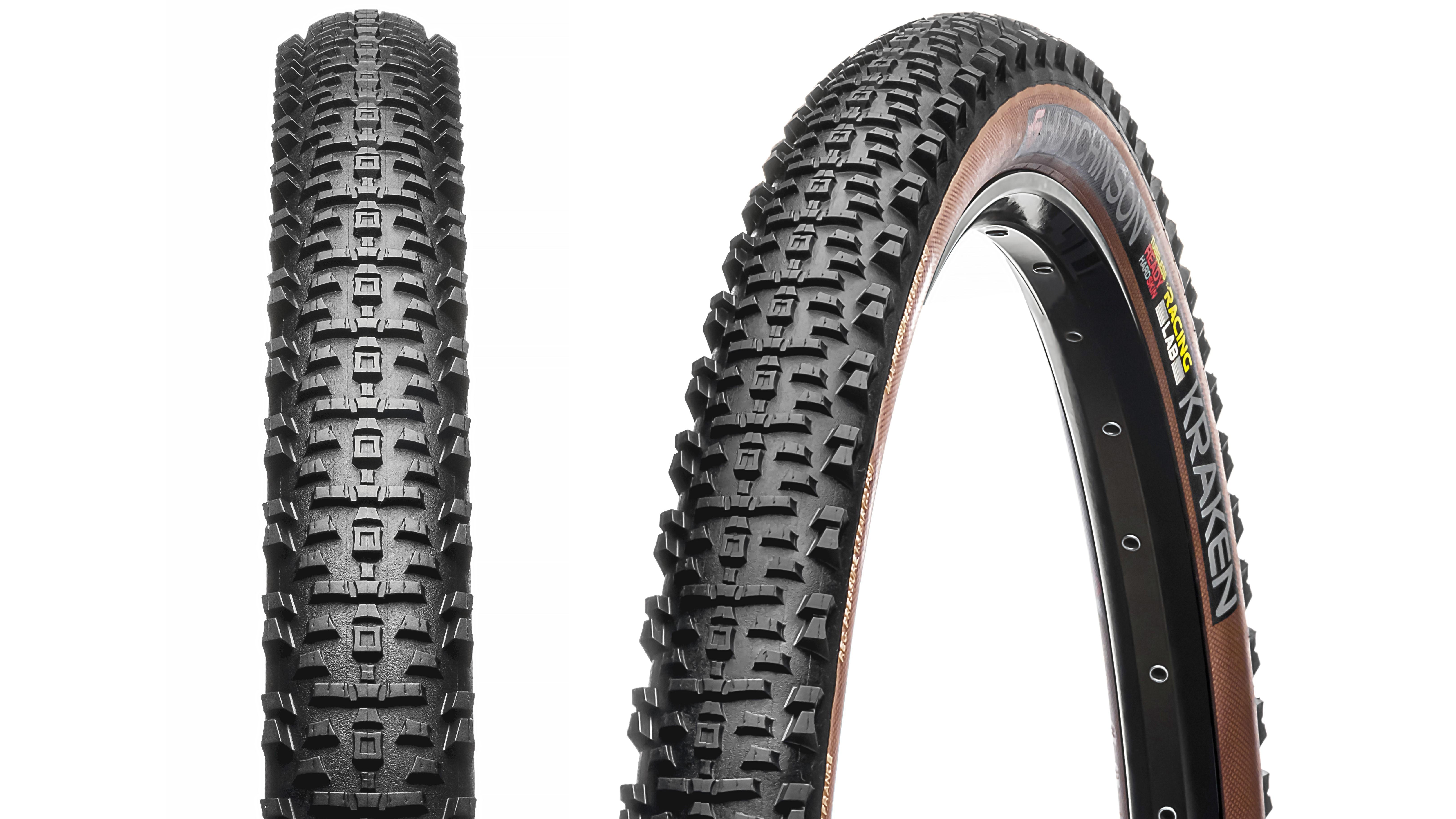 Kraken combines XC speed with trail tyre grip