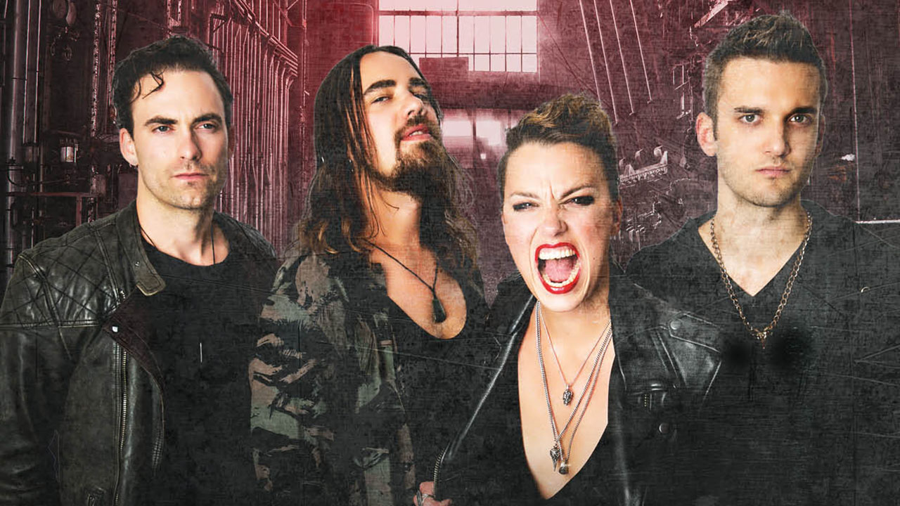 Halestorm: Rock music isn't part of the mainstream… and we can live with that