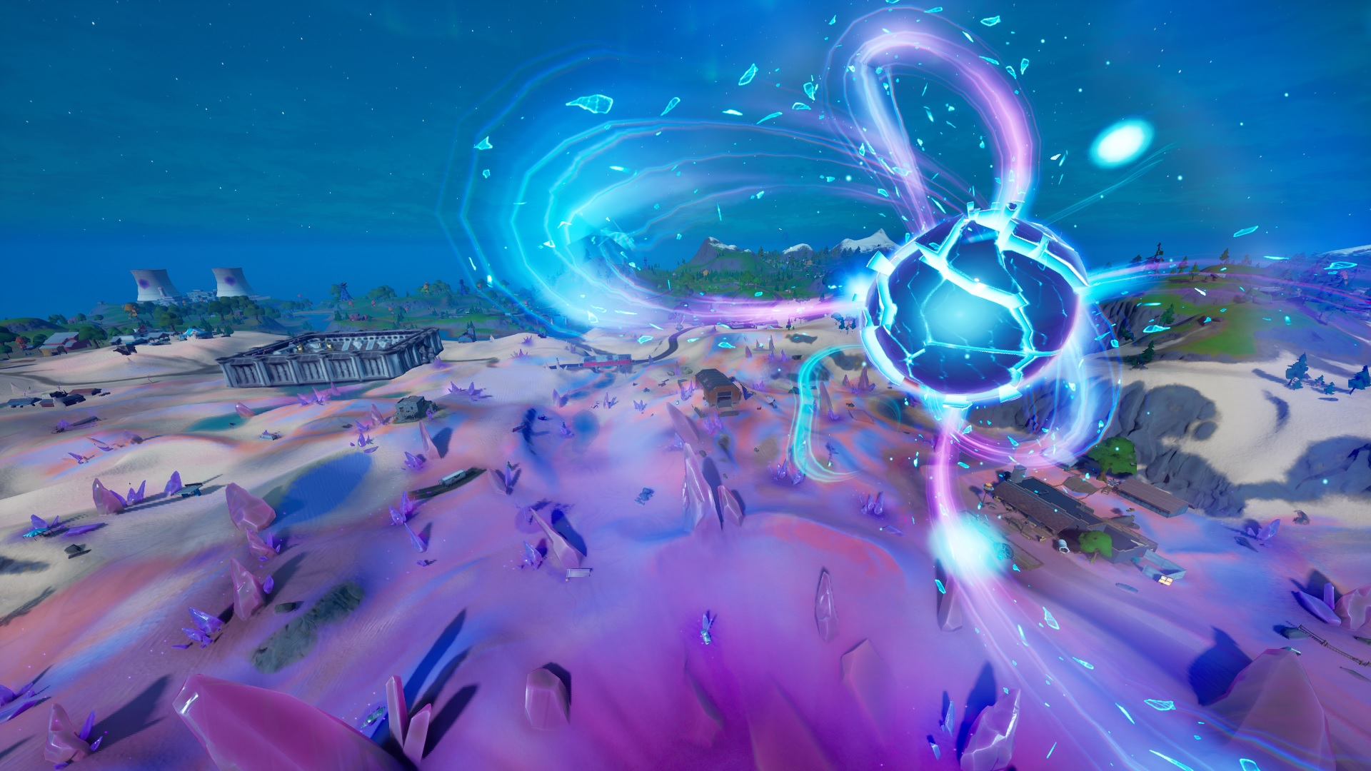 Fortnite Season 5 Map Guide Every New Location Pc Gamer The zero point is exposed, but no one escapes the loop, not on your watch. pc gamer