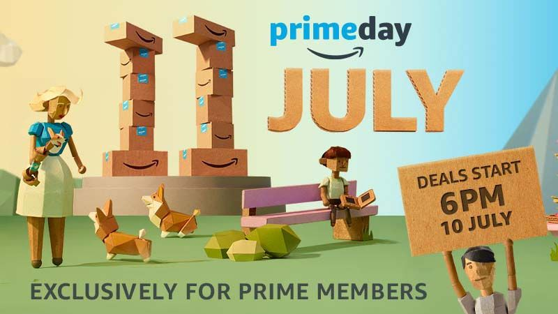 Amazon Prime Day 2017 officially starts next week but here are some early gaming deals