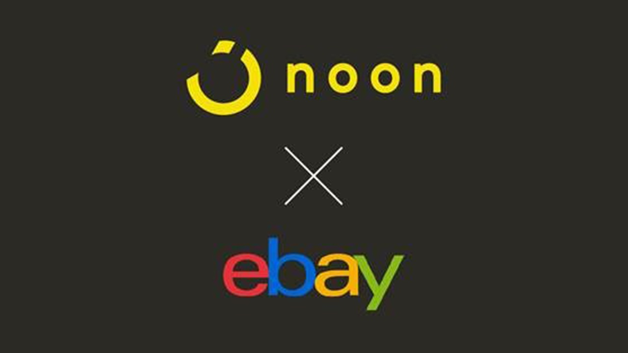 Noon.com enters into global partnership with eBay