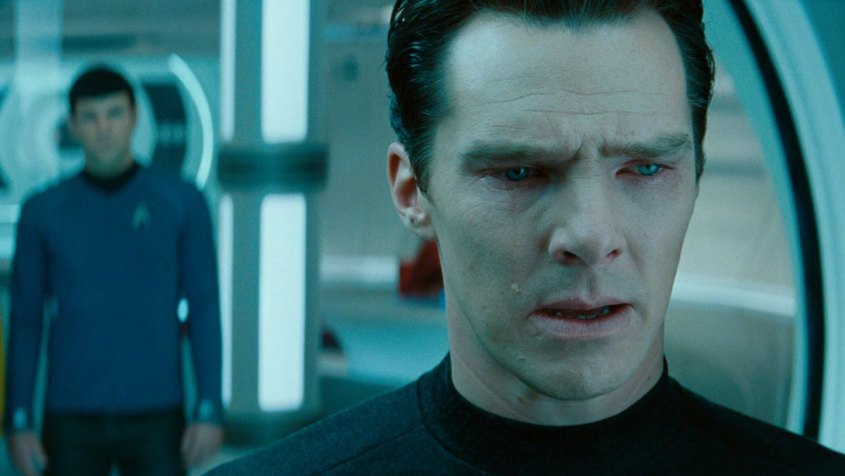 Is it just me, or does Star Trek Into Darkness need no apologies?