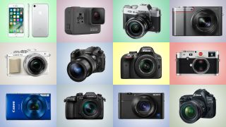 From simple point and shoots to full frame DSLRs we explain it all