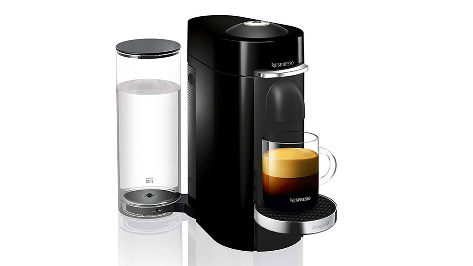 Get £20 off Nespresso Vertuo Plus coffee machines at the Amazon Boxing Day sale