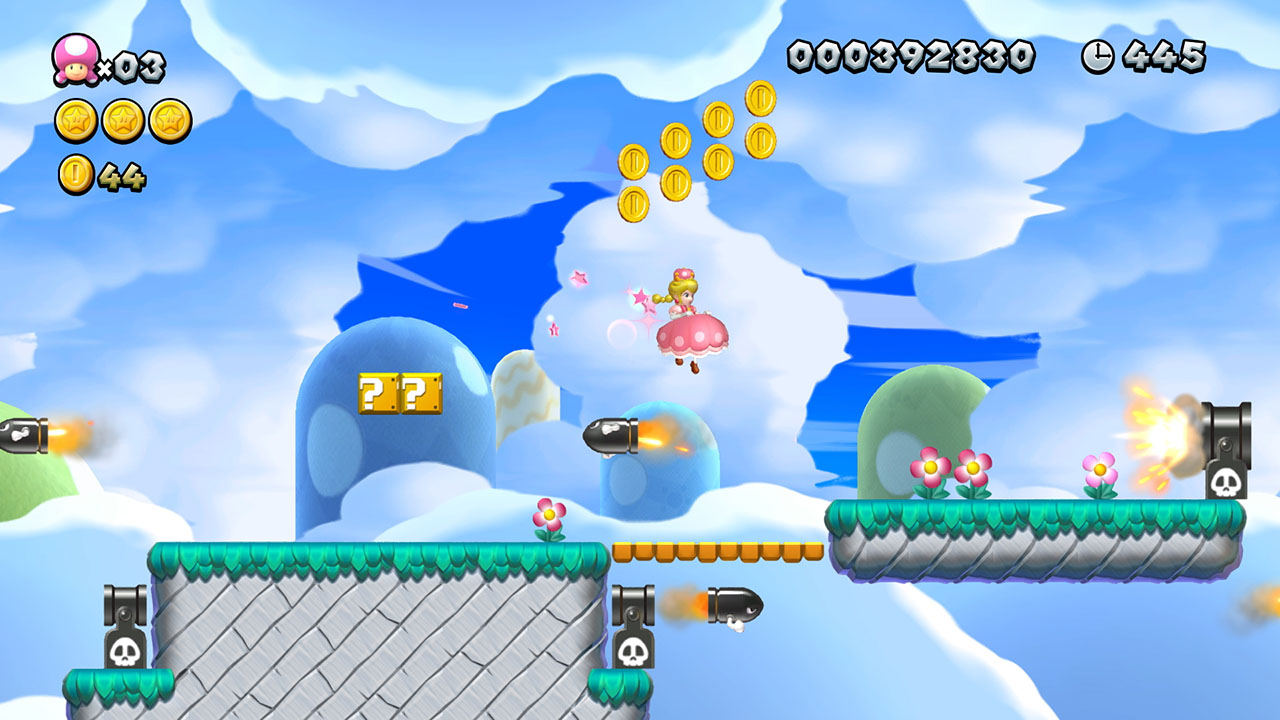 New Super Mario Bros U Deluxe review: 2D Mario title gets the