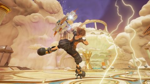 Kingdom Hearts 3 New Screenshots Show The Return Of Drive Forms