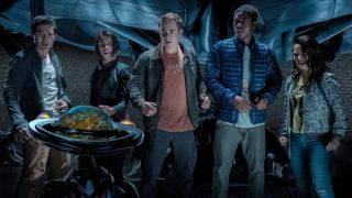 "Power Rangers review: ""A handful of sparky leads can't help this superhero reboot"""