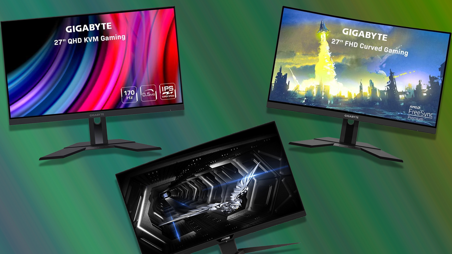 Monitors cover image