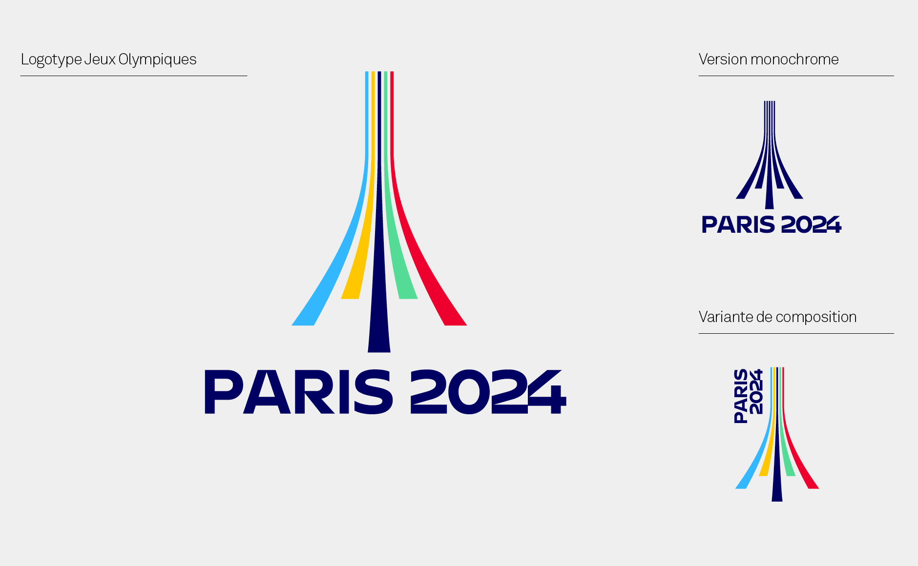 Is this Paris Olympics 20 logo concept better than the official ...