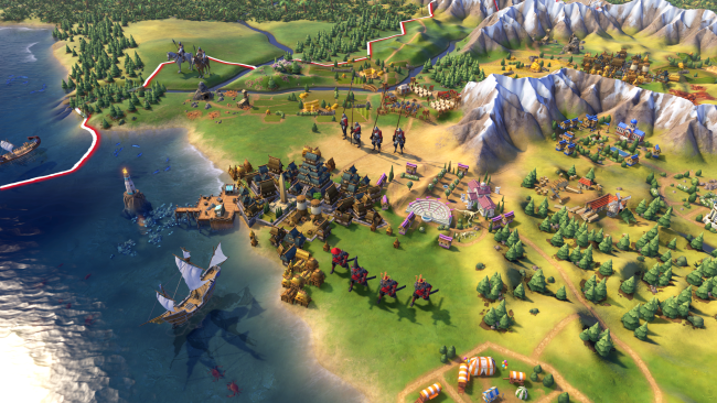 strategia turowa Sid Meier Civilization VI
