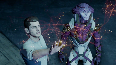 The Most Hilariously Janky Mass Effect Andromeda Animations